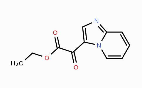 603301-58-2 | Imidazo[1,2-a]pyridin-3-yl-oxoacetic acid ethyl ester