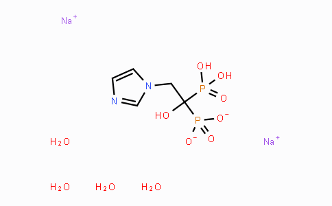 MC114281 | 165800-07-7 | Sodium (1-hydroxy-2-(1H-imidazol-1-yl)-1-phosphonoethyl)phosphonate tetrahydrate