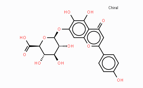 27740-01-8 | Scutellarein 7-beta-D-glucuronide
