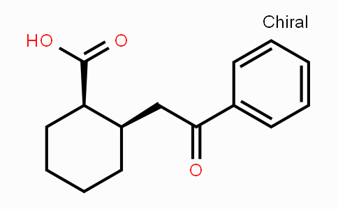 736136-28-0 | cis-2-(2-Oxo-2-phenylethyl)cyclohexane-1-carboxylic acid