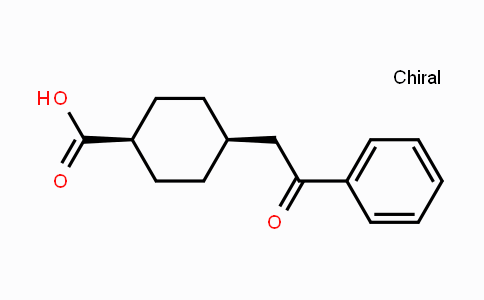 735275-46-4 | cis-4-(2-Oxo-2-phenylethyl)cyclohexane-1-carboxylic acid