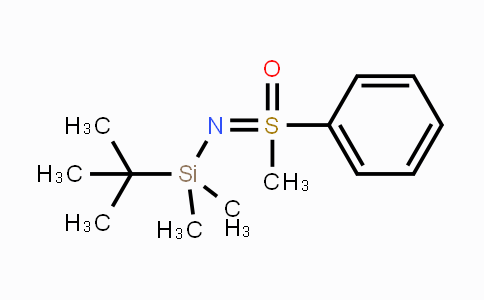 DY115824 | 117893-43-3 | S-Methyl-N-(tert-butyldimethylsilyl)-S-phenylsulfoximine