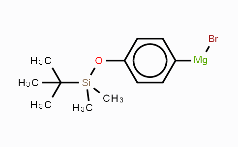 DY116043 | 107539-52-6 | 4-(tert-Butyldimethylsiloxy)phenylmagnesium bromide, 0.50 M in 2-MeTHF