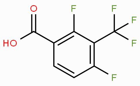 DY20708 | 157337-81-0 | 2,4-Difluoro-3-(trifluoromethyl)benzoic acid