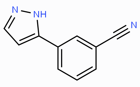 DY20964 | 149739-51-5 | 3-(2H-pyrazol-3-yl)benzonitrile