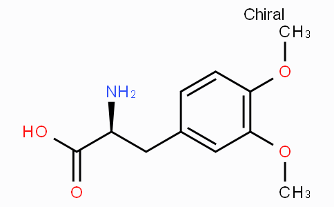 DY21035 | 55-59-4 | (S)-2-amino-3-(3,4-dimethoxy-phenyl)-propionic acid