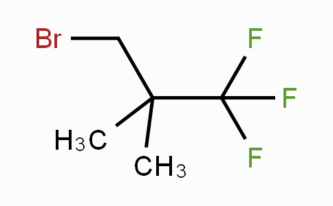 CAS No. 1447671-73-9, 1-Bromo-2,2-dimethyl-3,3,3-trifluoropropane