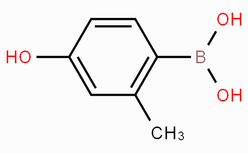 DY21132 | 493035-82-8 | 4-Hydroxy-2-methylphenylboronic acid