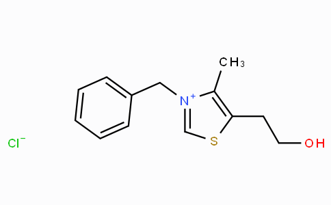 DY21141 | 4568-71-2 | 3-Benzyl-5-(2-hydroxyethyl)-4-methylthiazolium chloride