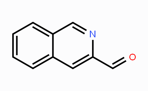 MC33249 | 5470-80-4 | Isoquinoline-3-carbaldehyde
