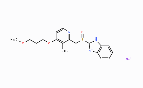 MC34569 | 117976-90-6 | Rabeprazole Sodium