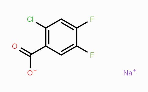 MC40338 | 1421761-16-1 | Sodium 2-chloro-4,5-difluorobenzoate