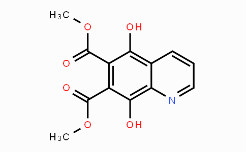 MC41780 | 684287-56-7 | Dimethyl 5,8-dihydroxyquinoline-6,7-dicarboxylate