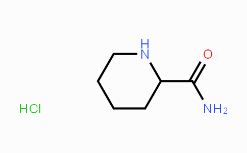 857242-96-7 | piperidine-2-carboxamide hydrochloride