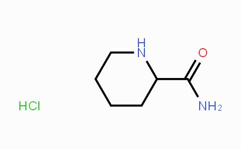 MC425161 | 857242-96-7 | piperidine-2-carboxamide hydrochloride