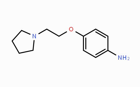 DY425233   50609-01-3   4-(2-(Pyrrolidin-1-yl)ethoxy)aniline
