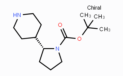 DY425251 | 1451390-44-5 | (R)-tert-butyl 2-(piperidin-4-yl)pyrrolidine-1-carboxylate