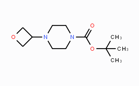 DY425344 | 1257293-88-1 | Tert-Butyl 4-(oxetan-3-yl)piperazine-1-carboxylate