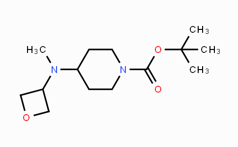 DY425346 | 1257293-69-8 | tert-butyl 4-(methyl(oxetan-3-yl)amino)piperidine-1-carboxylate