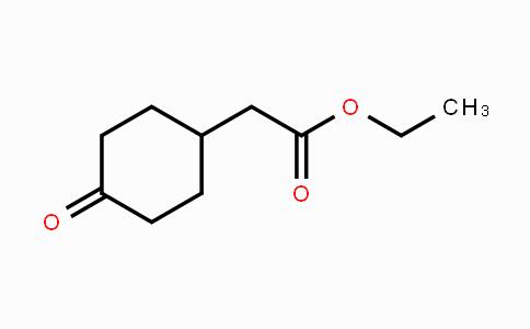58012-34-3 | Ethyl 2-(4-oxocyclohexyl)acetate
