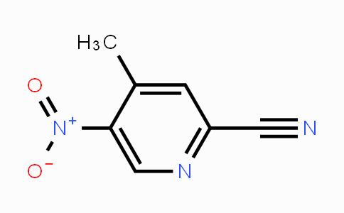DY425716   267875-30-9   4-Methyl-5-nitropyridine-2-carbonitrile