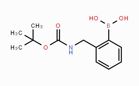 DY425750   433969-27-8   [2-[[(2-Methylpropan-2-yl)oxycarbonylamino]methyl]phenyl]boronic acid