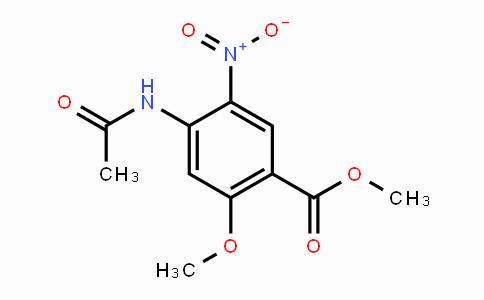 DY425753 | 4093-41-8 | Methyl 4-acetamido-2-methoxy-5-nitrobenzoate