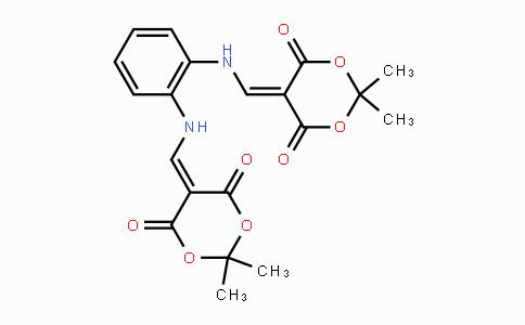 DY425760 | 503863-91-0 | 5-[[2-[(2,2-diMethyl-4,6-dioxo-1,3-dioxan-5-ylidene)methylamino]anilino]methylidene]-2,2-dimethyl-1,3-dioxane-4,6-dione