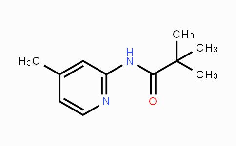 DY425771 | 86847-77-0 | 2,2-Dimethyl-N-(4-methyl-2-pyridyl)propionamide