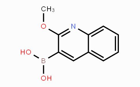 DY425784 | 886853-93-6 | (2-Methoxyquinolin-3-yl)boronic acid