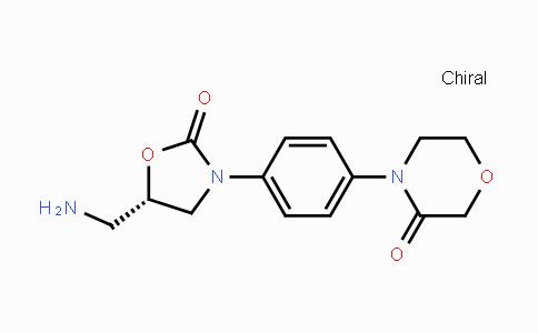 DY425847 | 446292-10-0 | (S)-4-(4-(5-(Aminomethyl)-2-oxooxazolidin-3-yl)phenyl)morpholin-3-one