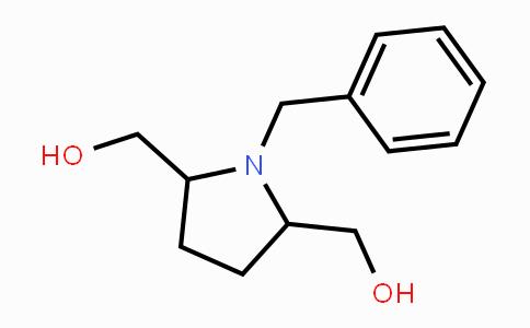 DY425910   92197-46-1   (1-benzylpyrrolidine-2,5-diyl)dimethanol