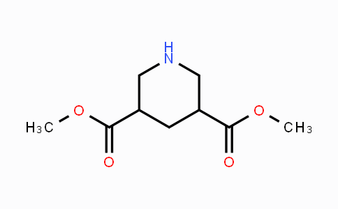 54732-79-5 | DiMethyl piperidine-3,5-dicarboxylate