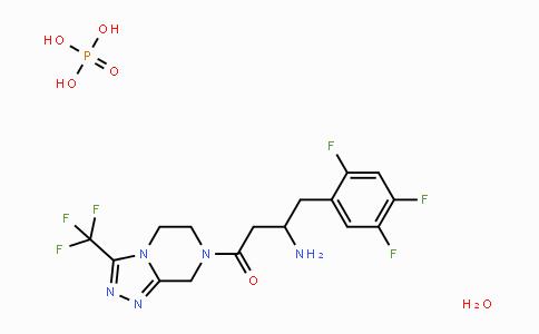 MC426008 | 654671-77-9 | Sitagliptin phosphate monohydrate