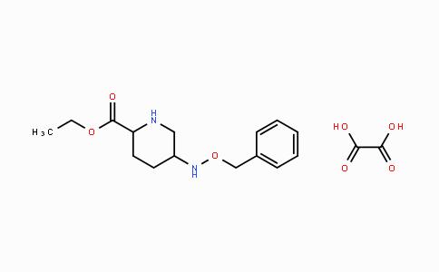 1416134-48-9 | 阿维巴坦钠中间体1;(2S,5R)-苯氧胺基哌啶-2-甲酸乙酯草酸盐
