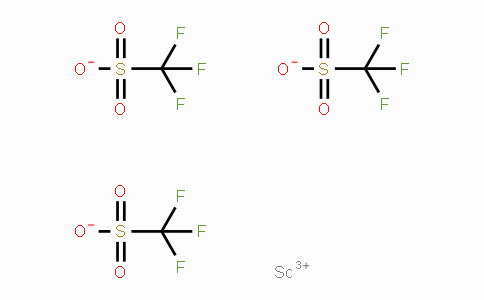 144026-79-9 | Scandium trifluoromethanesulfonate