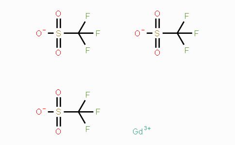 MC426096 | 52093-29-5 | Gadolinium(III) trifluoromethanesulfonate