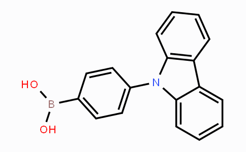 MC426133 | 419536-33-7 | 4-(9H-Carbozol-9-yl)phenylboronic acid