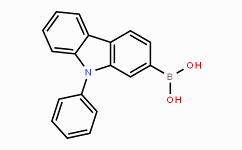 MC426136 | 1001911-63-2 | (9-phenyl-9H-carbazol-2-yl)boronic acid