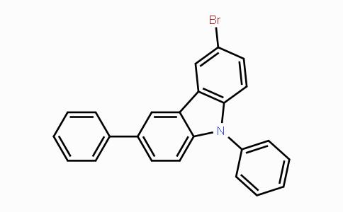 MC426137 | 1160294-85-8 | 3-ブロモ-6,9-ジフェニルカルバゾール