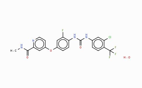 MC427056 | 1019206-88-2 | REGORAFENIB HYDRATE
