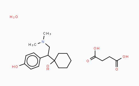 MC427066 | 386750-22-7 | DESVENLAFAXINE SUCCINATE MONOHYDRATE