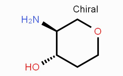 1240390-32-2 | (3S,4S)-3-AMINO-4-HYDROXY-TETRAHYDROPYRAN
