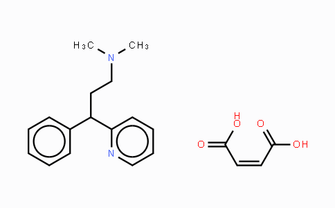 MC428010 | 132-20-7 | Pheniramine maleate