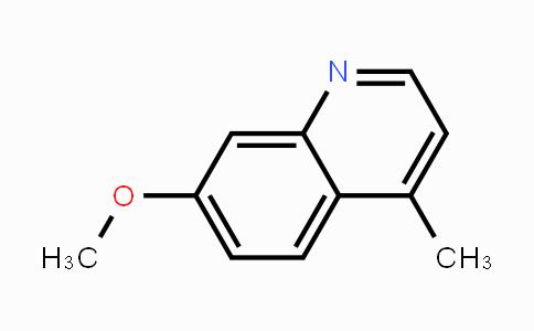 DY428257 | 6238-12-6 | 7-methoxy-4-methylquinoline