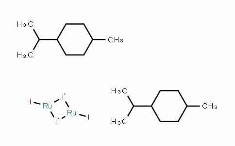 90614-07-6 | Diiodo(p-cymene)ruthenium(II) dimer