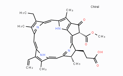 15664-29-6 | Pheophorbide A