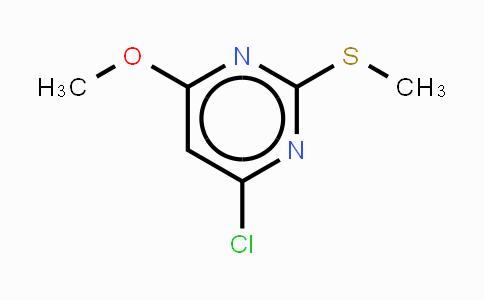 89466-42-2 | 4-Chloro-6-methoxy-2-(methylthio)pyrimidine