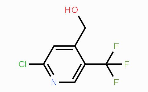 1227585-35-4 | 2-Chloro-5-(trifluoroMethyl)-4-pyridineMethanol