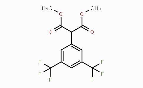 MC429365 | 325691-38-1 | Dimethyl 2-(3,5-bis(trifluoromethyl)phenyl)malonate